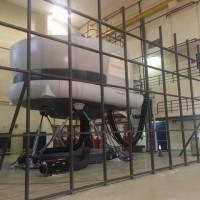flight training building in Prince Sultan Academy