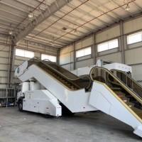 ترميم الحظيرة الخاصة بالمعدات الأرضية المساندة بمطار الملك عبدالعزيز الدولي
