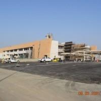 مشروع تنفيذ المرحلة الثانية من مشروع مبنى العمليات الجوية الجديد والمرافق التابعة له بمطار الملك عبدالعزيز الدولي بجدة