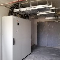 Installation of back up generators in Saudia HQ and Saudia Sales office in Alkhaldiyah - Jeddah