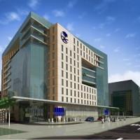New Finance & HR building