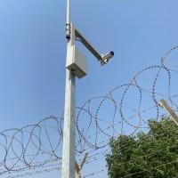 مشروع ربط كاميرات مجمع مدينة السعودية بالخالدية بمركز عمليات أمن المرافق (NW1-16) عن طريق الألياف الضوئية