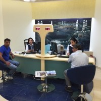 Saudia new sales office in cairo - EGYPT
