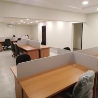 تحسينات إدارة حسابات الذمم والتحصيل مكتب 17 بمبنى السعودية بالمروج الرياض