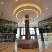Renovation project for Saudia HQ ground and First floors