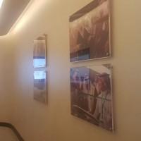 transformation hall in Saudia HQ - Ground floor